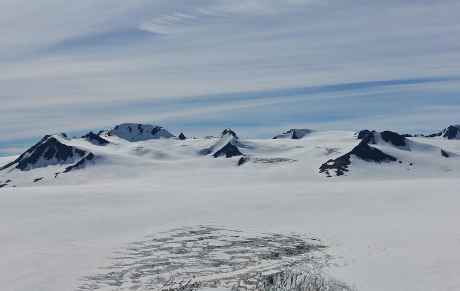 Harding Ice Field